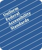 Cover of the Uniform Federal Accessibility Standards (UFAS)